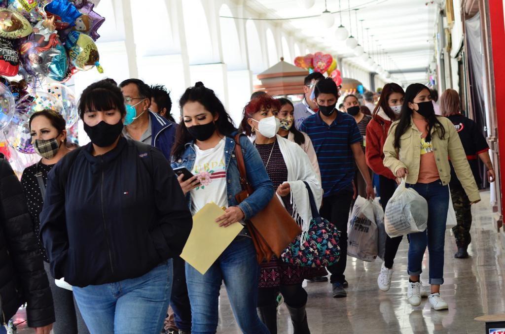 Continuará Edoméx en semáforo epidemiológico naranja - Nov 6, 2020
