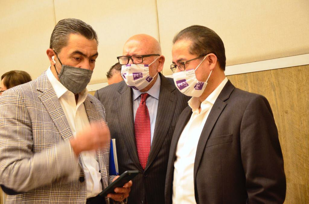 Vuelve Isidro Pastor a las política mexiquense de la mano del nuevo PES - Nov 24, 2020