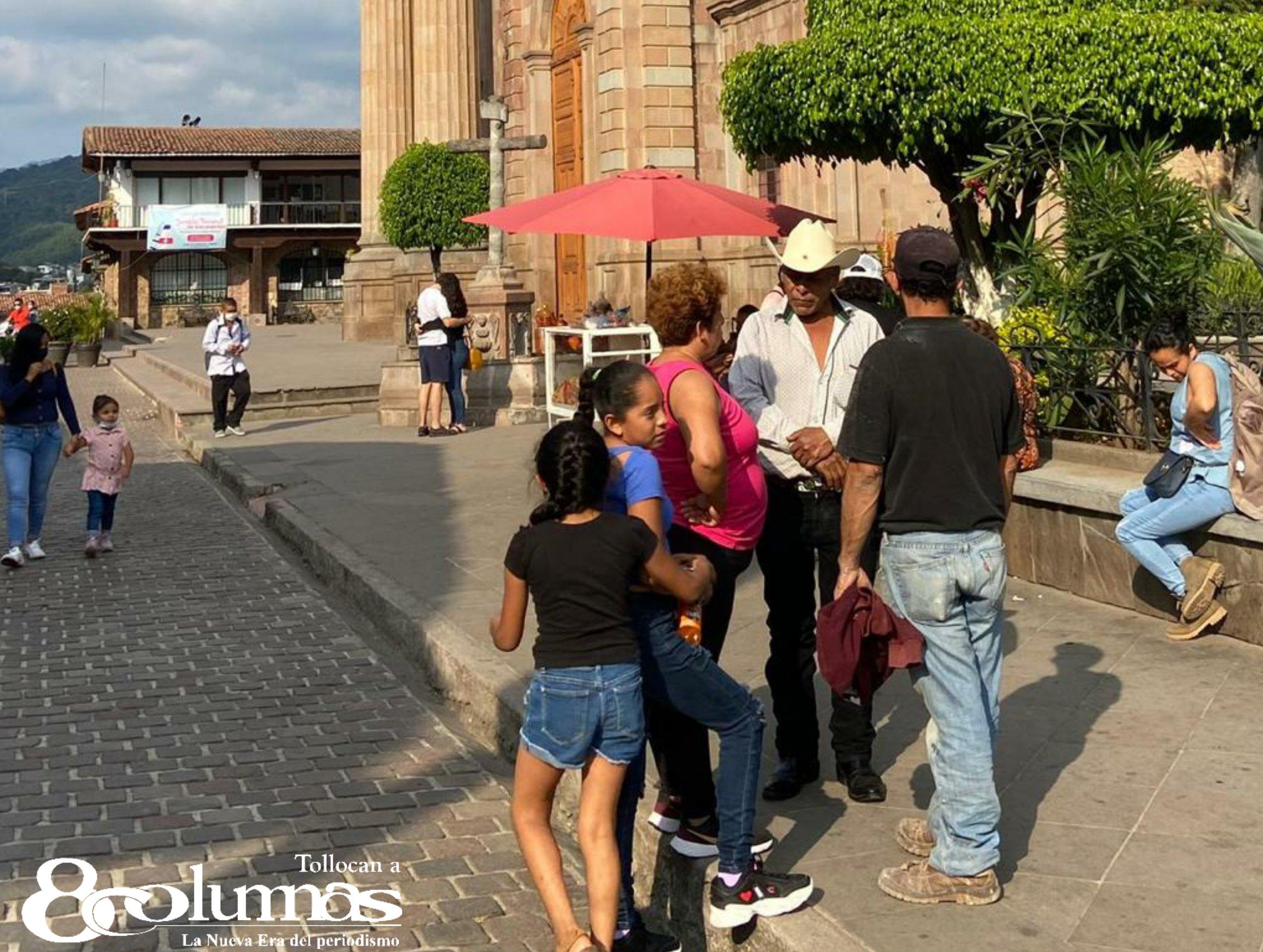Inician multas por no usar cubrebocas en Valle de Bravo - Nov 16, 2020