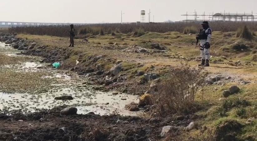 Inician búsqueda de hombre en cause del Río Lerma - Dic 9, 2020