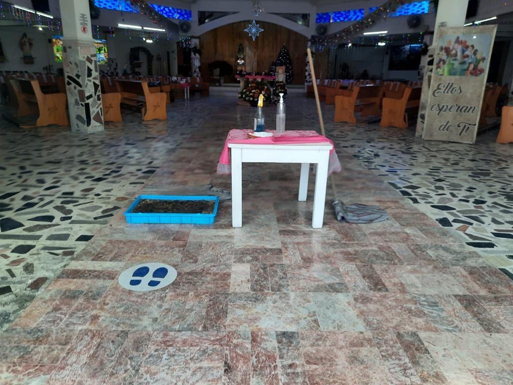 Cierran iglesias en fin de semana Guadalupano para evitar aglomeraciones - Dic 13, 2020