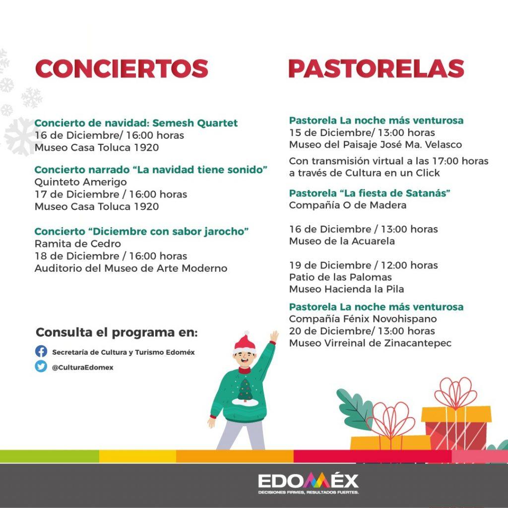 """Prepara Cultura y Turismo actividades navideñas """"Solsticio de Invierno"""" - Dic 14, 2020"""