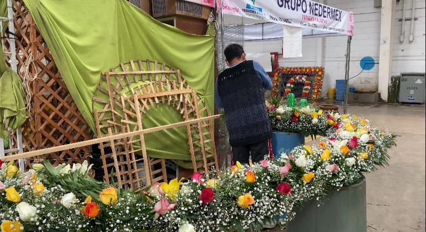 Floricultores de Tenancingo esperan buenas ventas en temporada decembrina - Dic 11, 2020