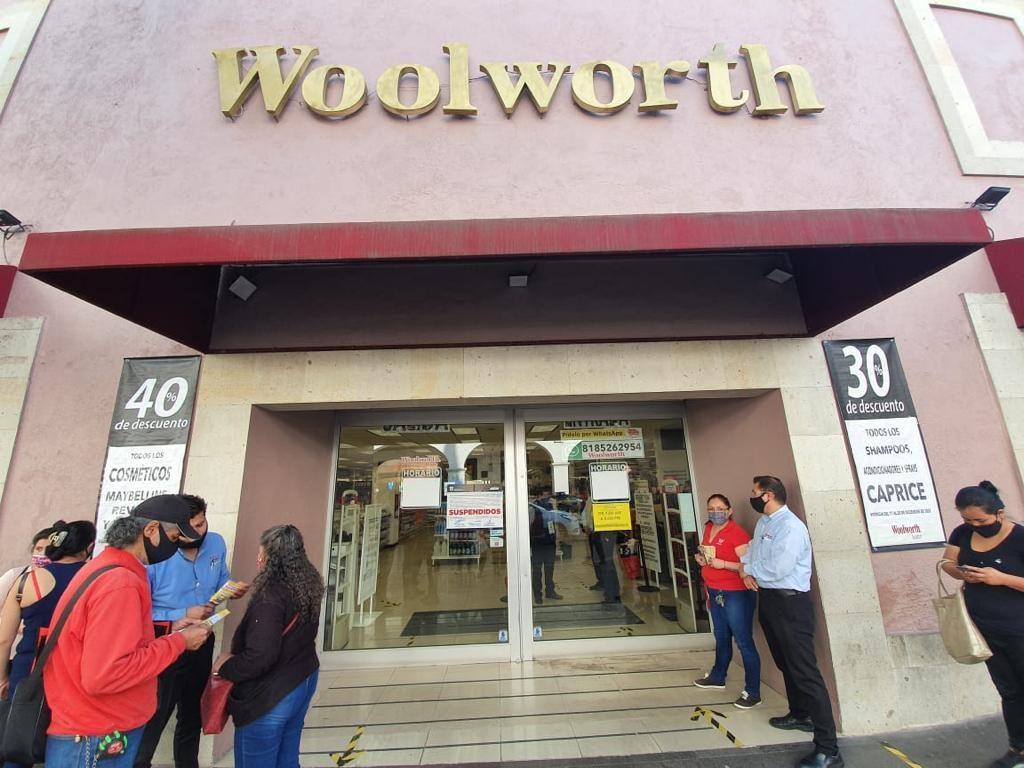 Suspende COPRISEM tiendas departamentales y negocios no esenciales que permanecían abiertos en semáforo rojo - Dic 20, 2020