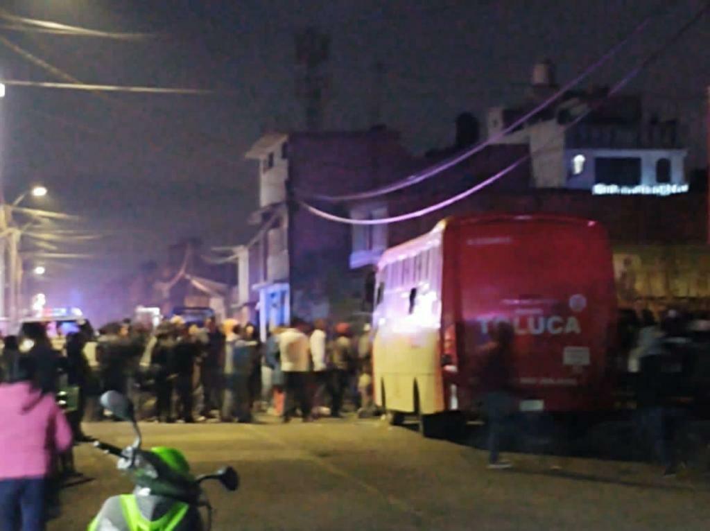 Condena CANAPAT quema de autobuses en San Cristóbal Huichochitlán - Dic 8, 2020