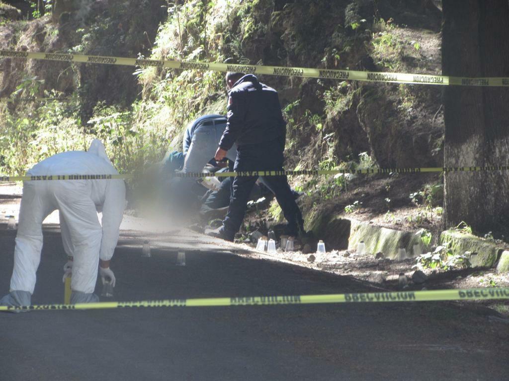 Hallan cuatro cuerpos en La Marquesa - Ene 16, 2021