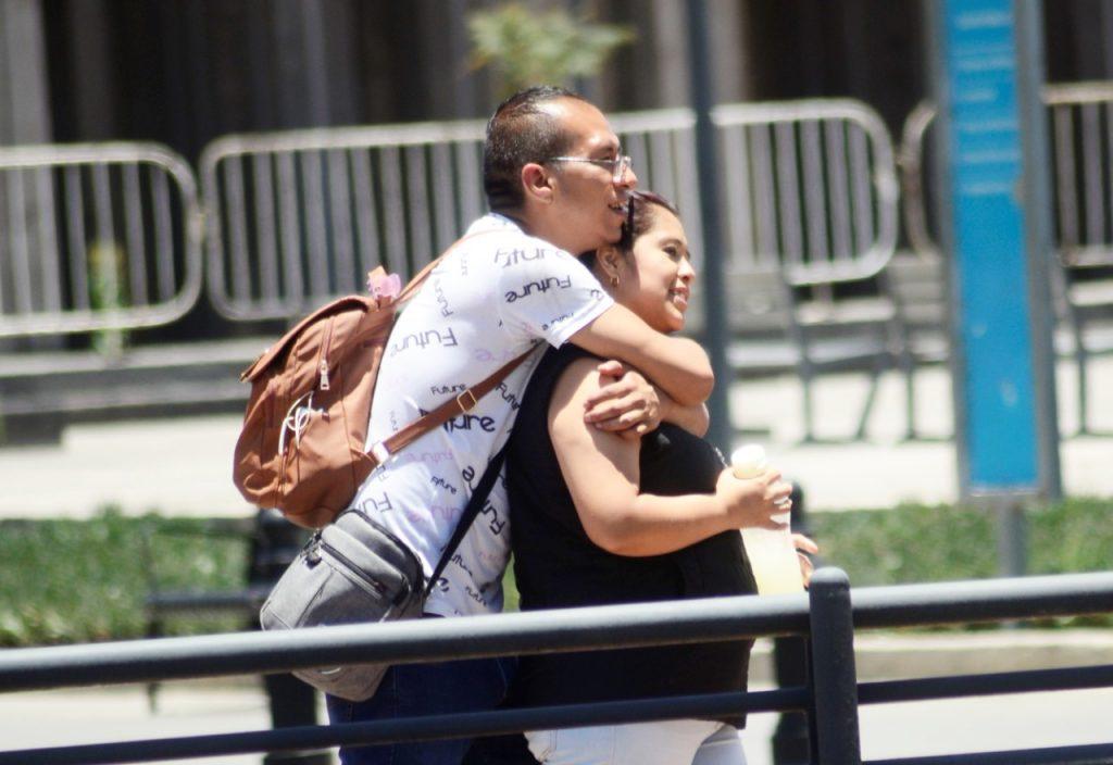 Dia del abrazo en tiempo de pandemia - Ene 21, 2021