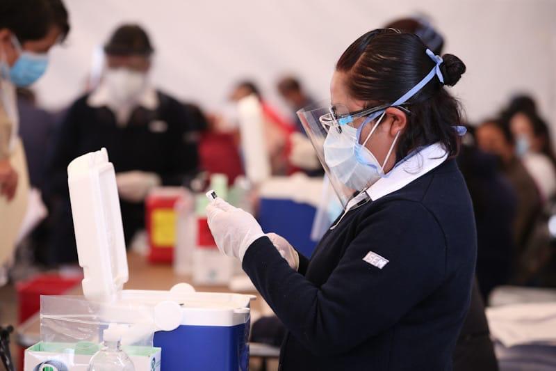 Llegan 39 mil dosis de vacuna COVID a hospitales mexiquenses - Ene 13, 2021