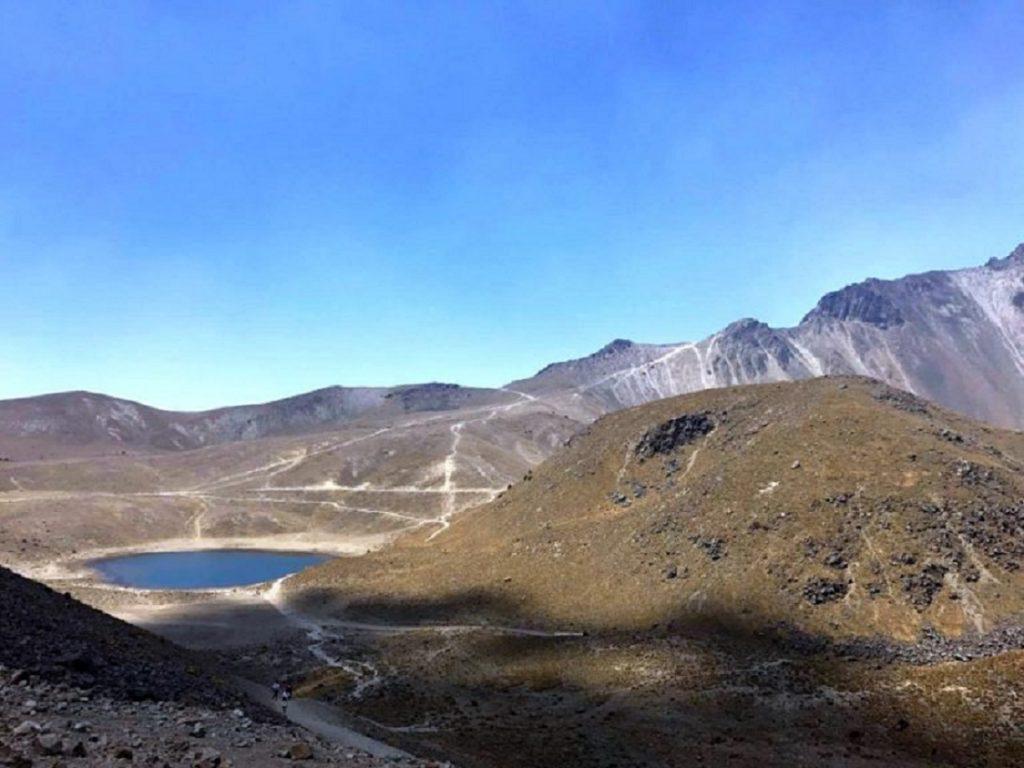 Por Semáforo Rojo cierran parque Izta-Popo y Nevado de Toluca - Ene 16, 2021