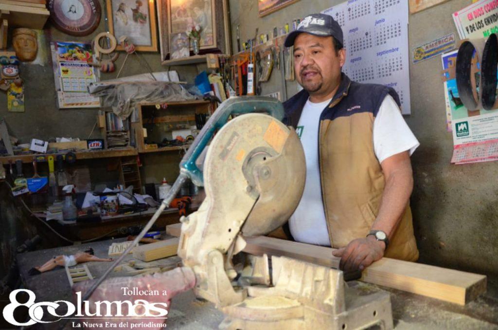 Aumenta 50 % venta de cruces en Mexicaltzingo - Ene 18, 2021