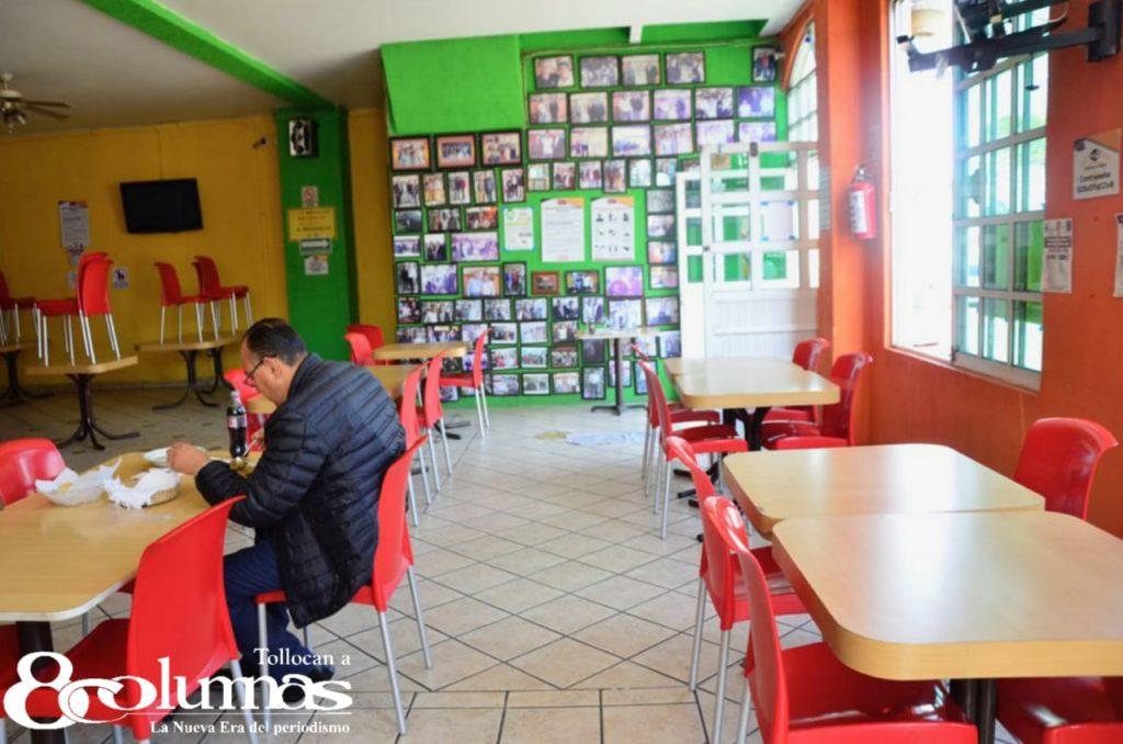 Restaurantes del Edoméx inician venta al aire libre - Ene 18, 2021