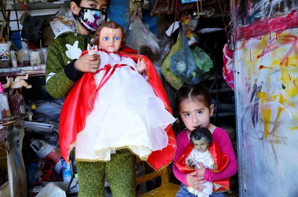 Ante pandemia sufre oficio restauración de imágenes religiosas - Ene 28, 2021