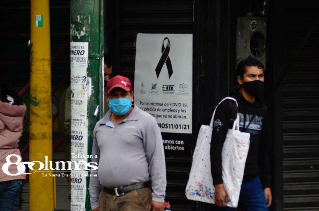 Lamentan empresarios mexiquenses caso omiso a sus peticiones - Ene 15, 2021