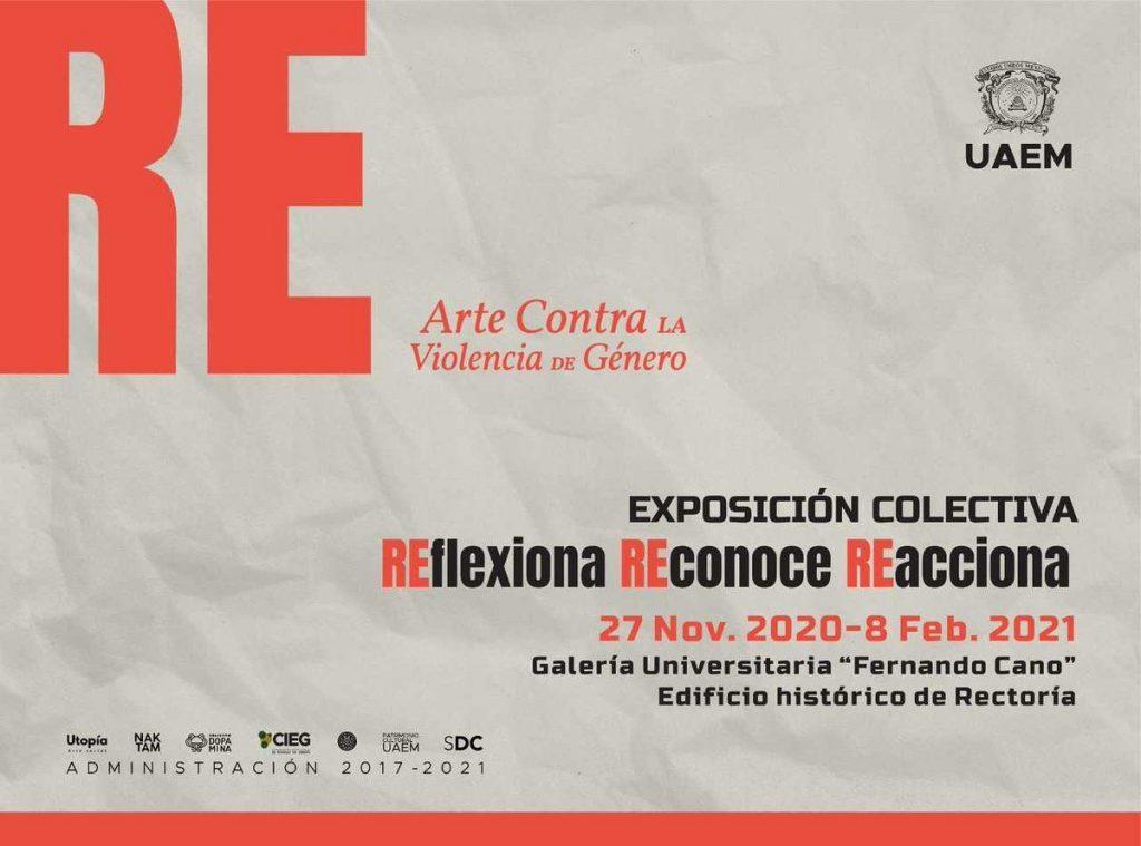 Arte colectiva contra la violencia de género - Ene 13, 2021