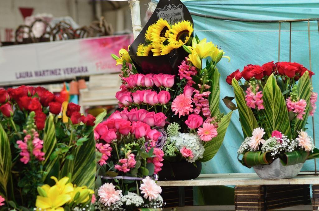 Floricultores mexiquenses esperan buenas ventas por 14 de Febrero - Feb 8, 2021