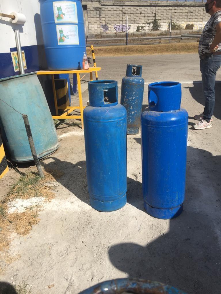 Vuelve a subir el gas en el Valle de Toluca - Feb 22, 2021