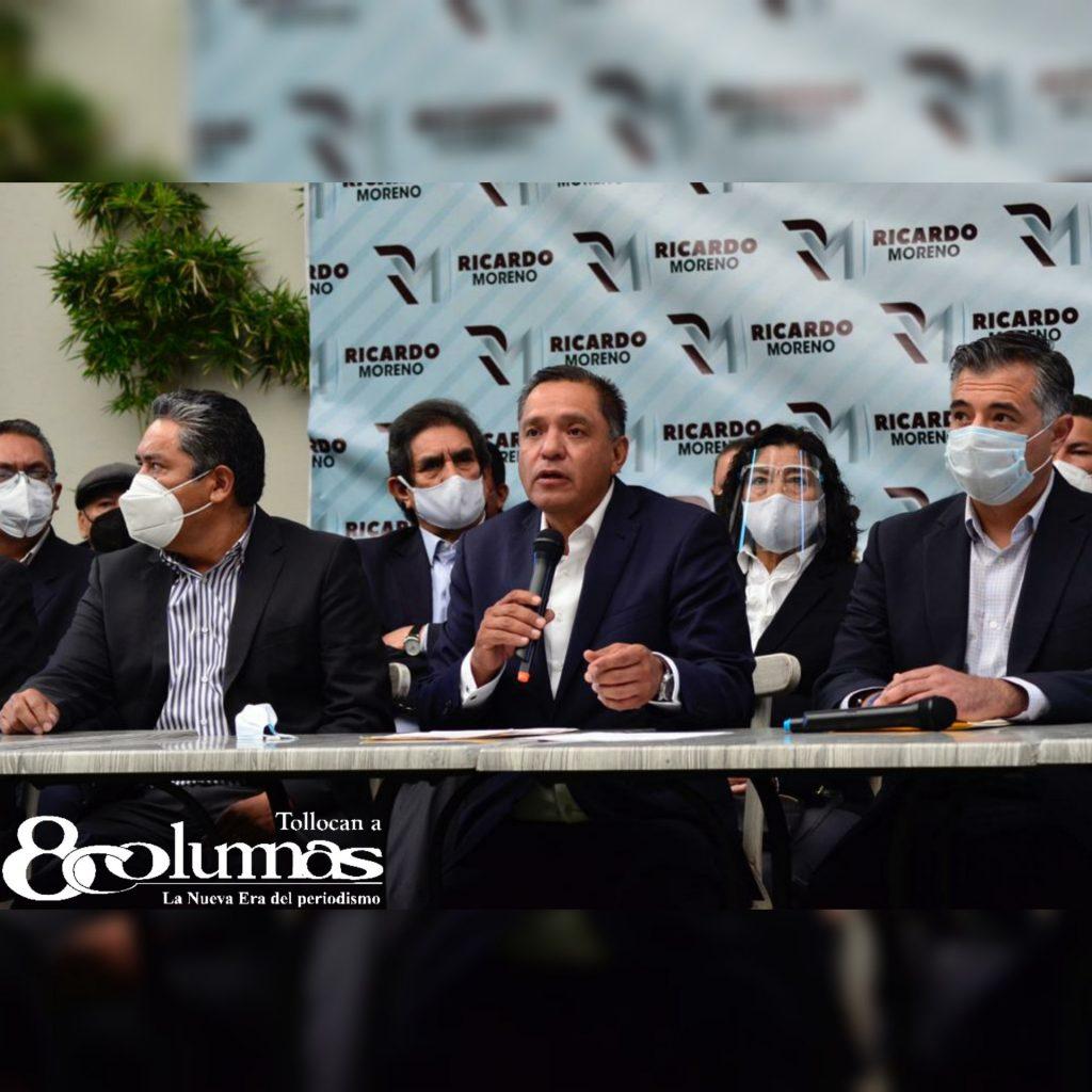 Anuncia Ricardo Moreno su registro a precandidatura por Toluca - Feb 3, 2021
