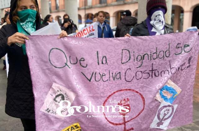 Registraron feminicidios seis municipios sin Alerta de Género - Mar 31, 2021