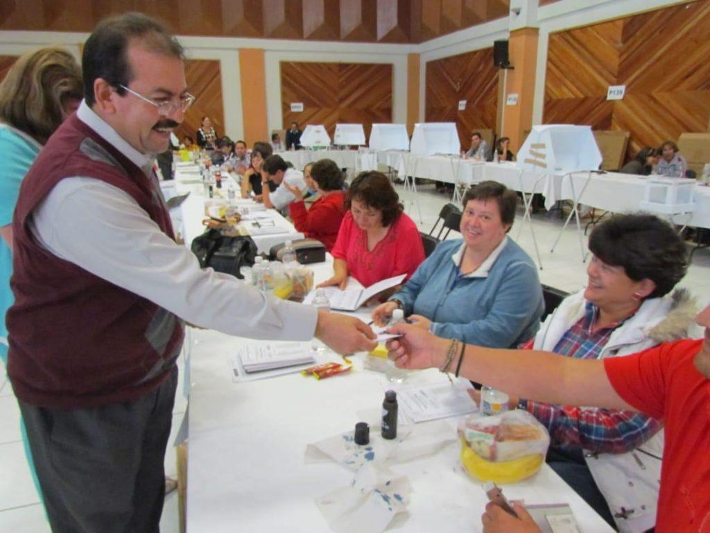 Avanza visita a mexiquenses que conformarán mesas directivas de casilla - Mar 3, 2021