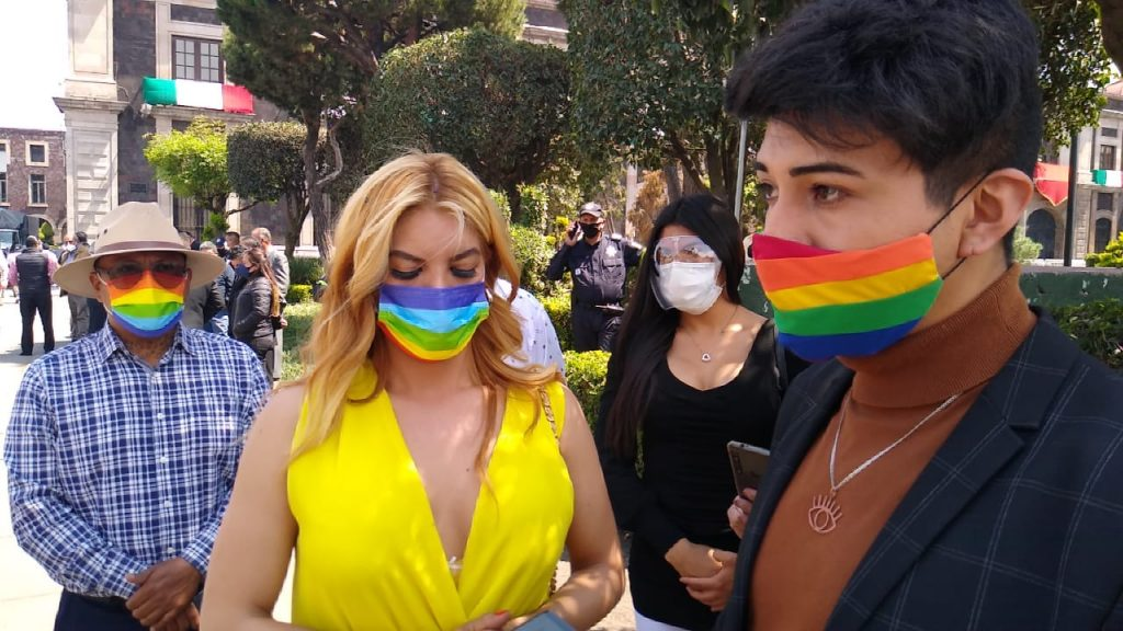 Comunidad LGBT pide a diputados promulgar iniciativa para prohibir terapias de conversión - Mar 2, 2021