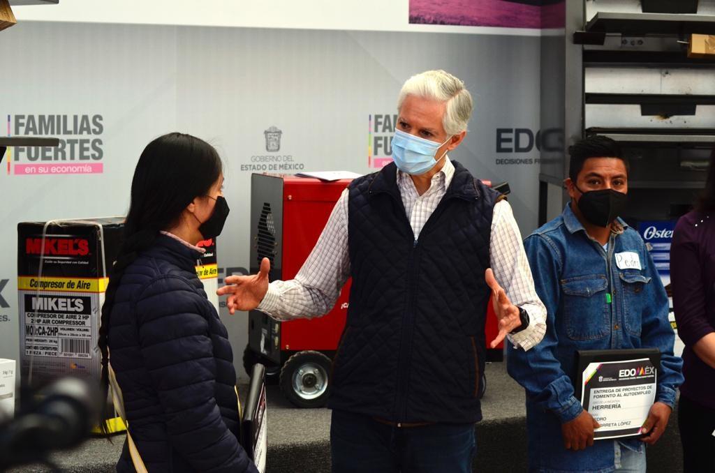 Apoyar el autoempleo, principal reto en pandemia: ADMM - Mar 5, 2021