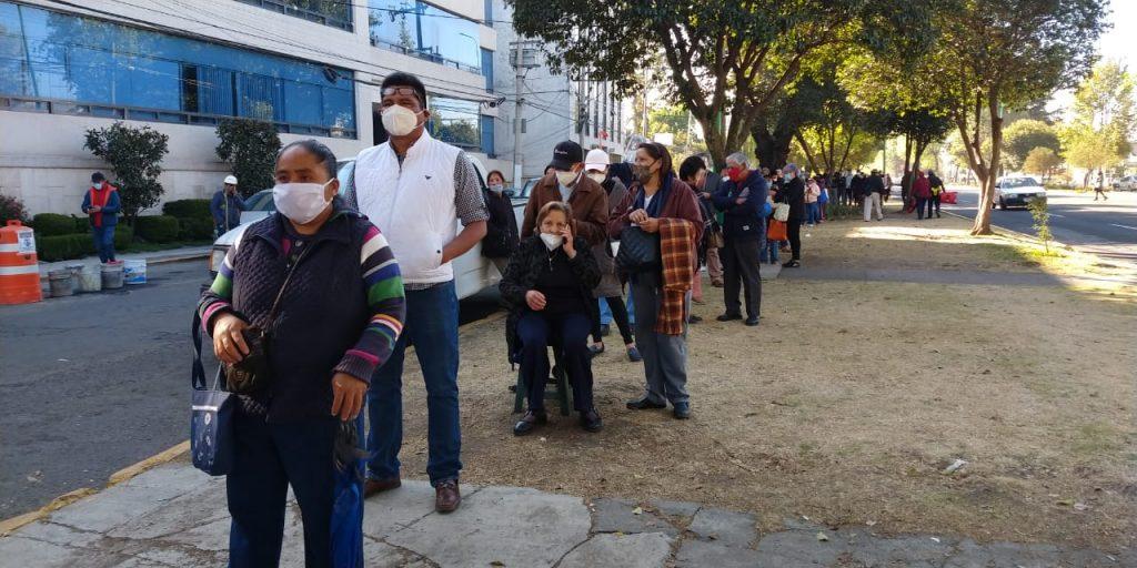 Inicia vacunación contra COVID19 en Toluca - Mar 9, 2021
