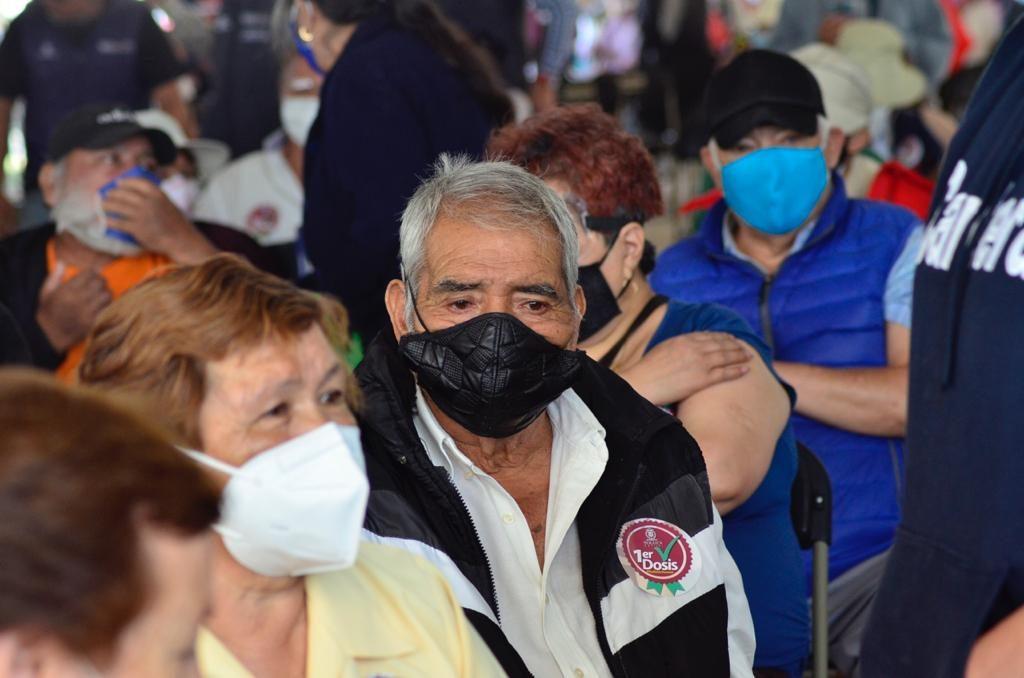 Este viernes concluye vacunación contra COVID19 en Tenancingo - Mar 12, 2021