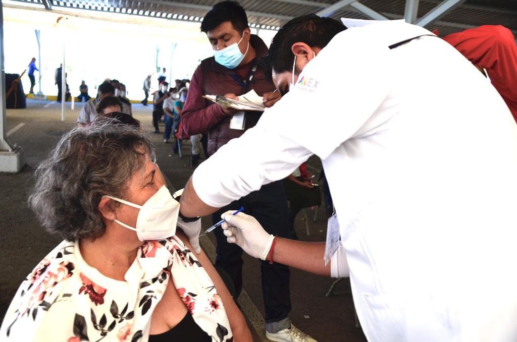 Concluyó Jornada de vacunación contra Covid-19 en Tenancingo - Mar 14, 2021