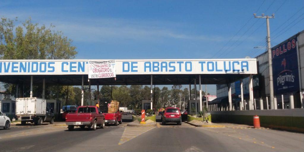 Hecho aislado entambado en Central de Abasto de Toluca: administración - Mar 17, 2021