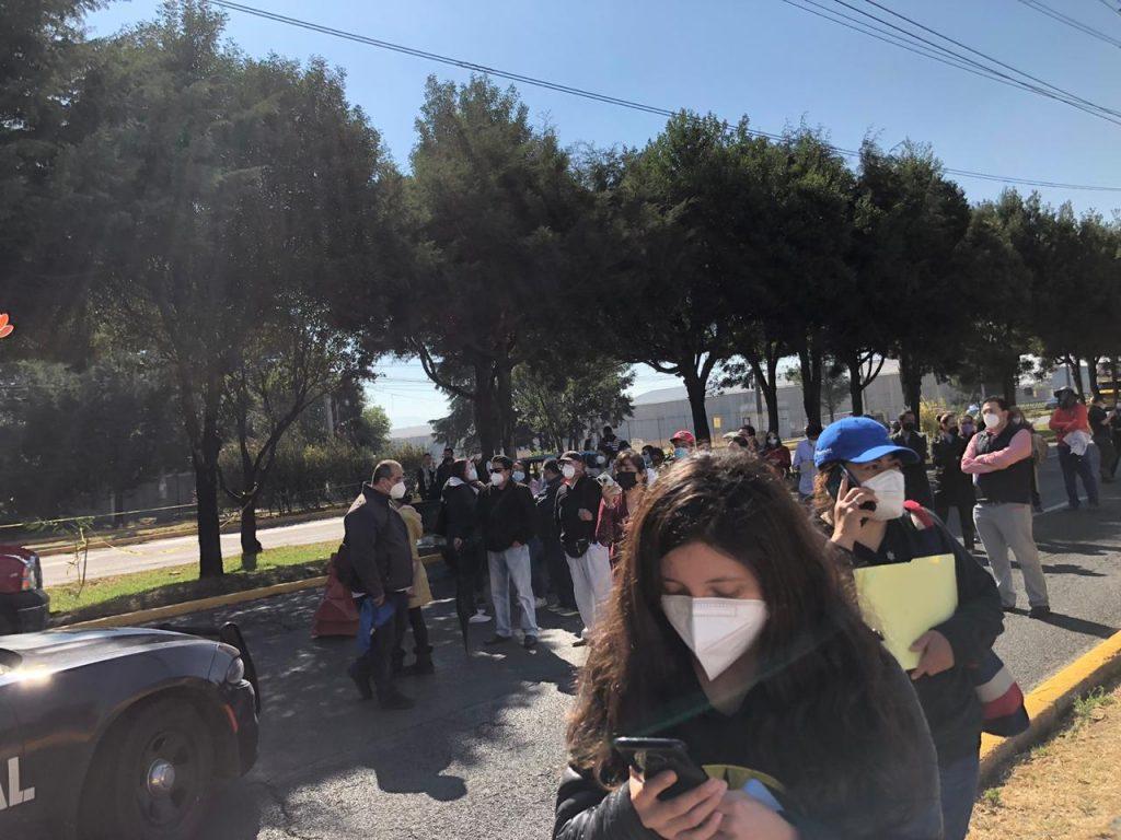 Médicos se manifiestan por falta de vacunas en Toluca - Mar 22, 2021
