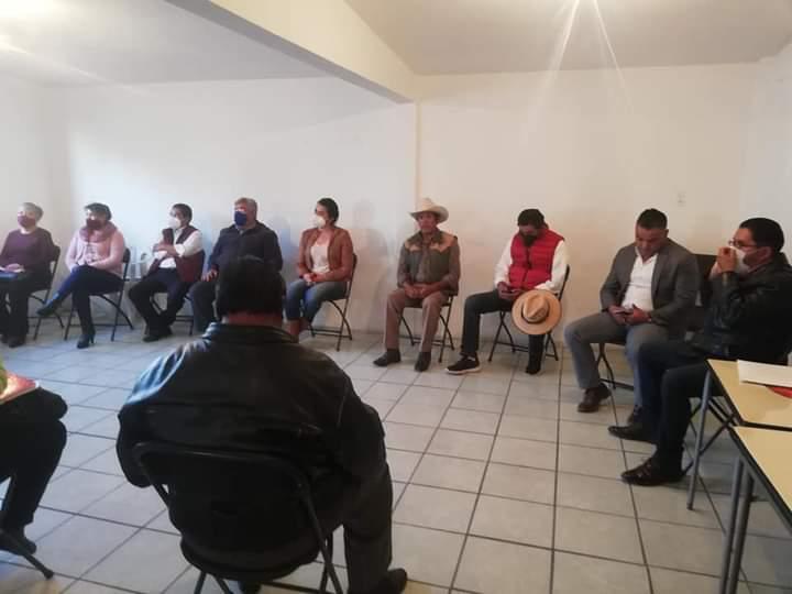 Nace Frente Anti-reelección en Almoloya de Juárez - Mar 23, 2021