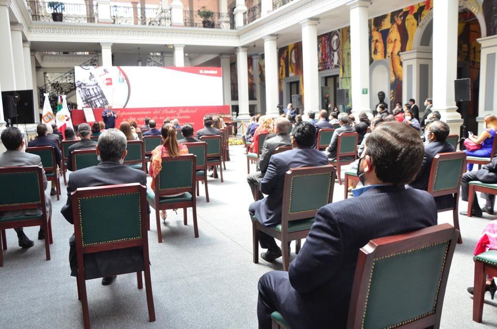 Conmemorará PJEM sus 200 años de historia con la puesta en marcha de 40 proyectos - Mar 23, 2021