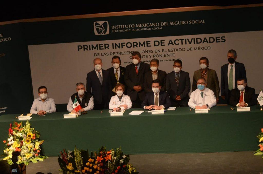 Comienza reactivación de servicios en el IMSS tras pandemia - Mar 23, 2021