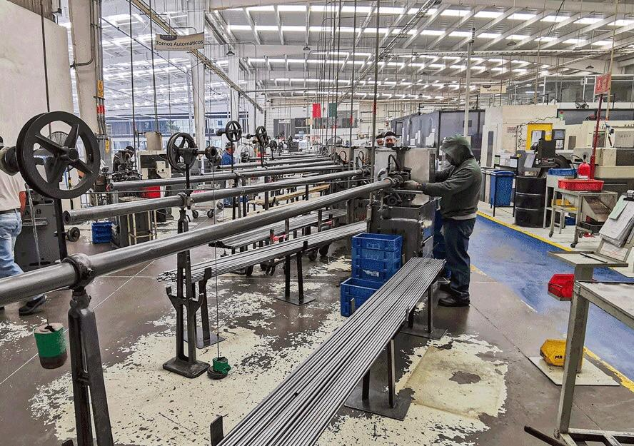 Propone PJEM crear Programa de Mediación para recuperar la Planta Productiva del Edoméx - Mar 24, 2021