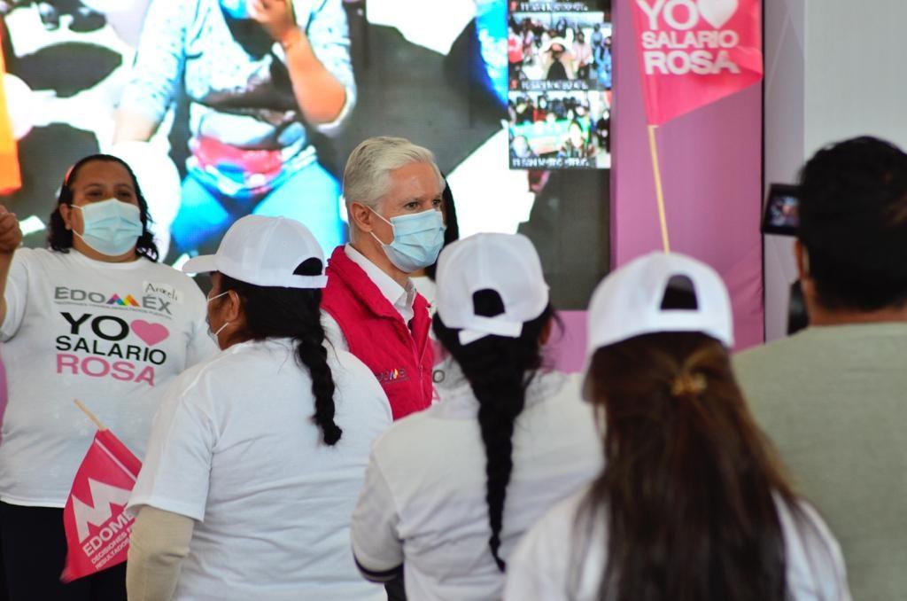 36.8% de los adultos mayores mexiquenses ya han sido vacunados - Mar 25, 2021