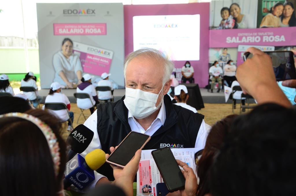 Es Salario Rosa certero, confiable y transparente: SEDESEM - Mar 25, 2021