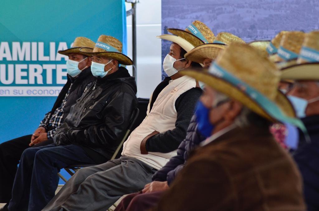 Apoyos alimentarios y al campo deberían permanecer en elecciones: Eric Sevilla - Mar 28, 2021