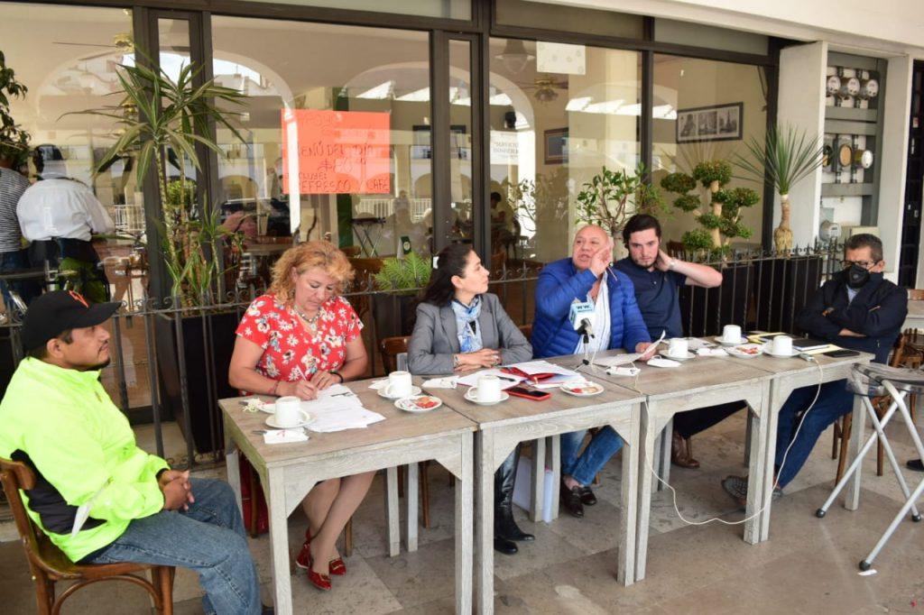 Cambiaremos a la Central de Abastos de Toluca: Mesa directiva - Mar 2, 2021