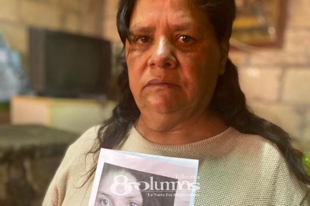 Buscan a Angélica Salinas, desaparecida en Xonacatlán - Abr 4, 2021
