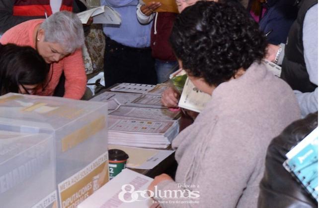 Próxima semana arranca impresión de boletas electorales - Abr 27, 2021