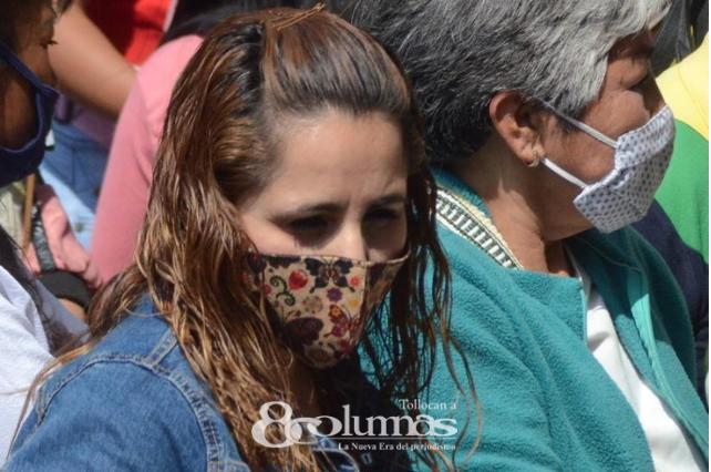 San Felipe del Progreso registra menos de 500 casos de COVID - Abr 4, 2021