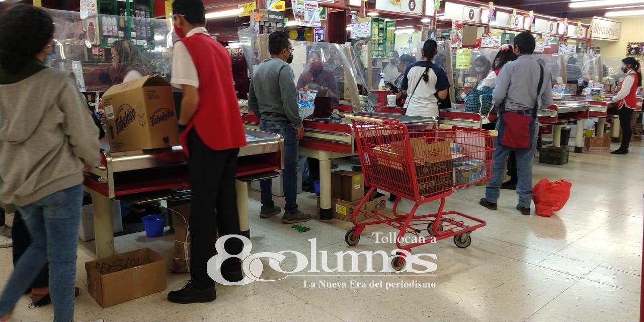 Sancionan a 12 establecimientos por no respetar precios en Toluca - Abr 8, 2021