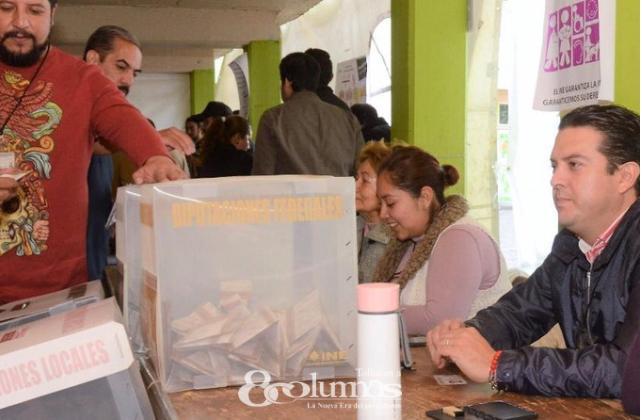 INE acredita a 370 observadores electorales en Edoméx - Abr 15, 2021