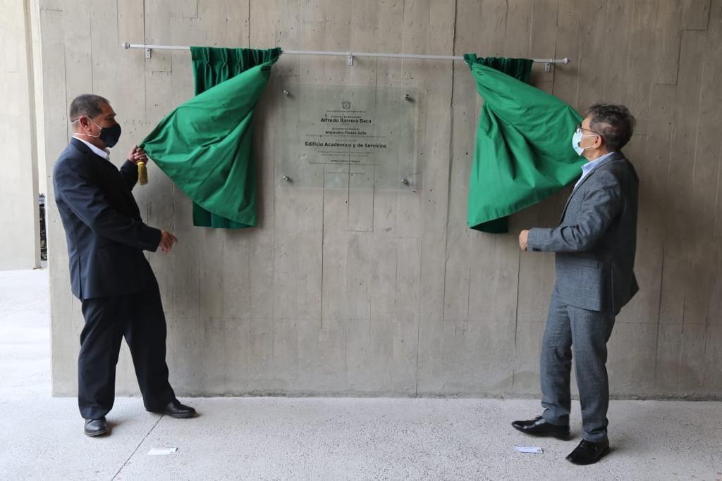 Invierte UAEM casi 80 mdp en nuevos edificios de Artes Escénicas: Alfredo Barrera - Abr 14, 2021
