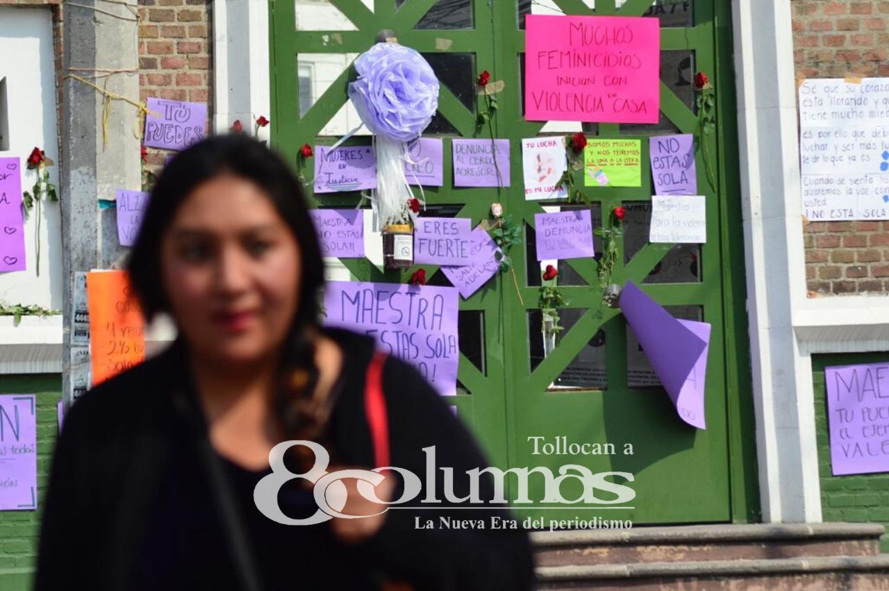 Con mensajes de apoyo, alumnos se solidarizan con profesora de UAEMéx - Abr 23, 2021
