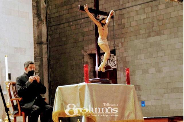 De manera virtual Arquidiócesis de Toluca conmemora la Semana Santa - Abr 2, 2021
