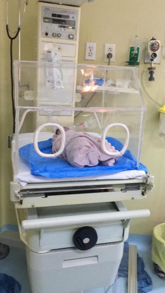 Superan 28 bebés mexiquenses el Covid-19 - Abr 8, 2021