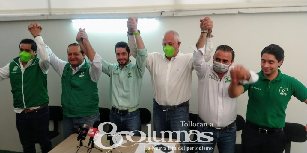 PVEM denuncia acoso y hostigamiento en contra de sus candidatos - May 28, 2021