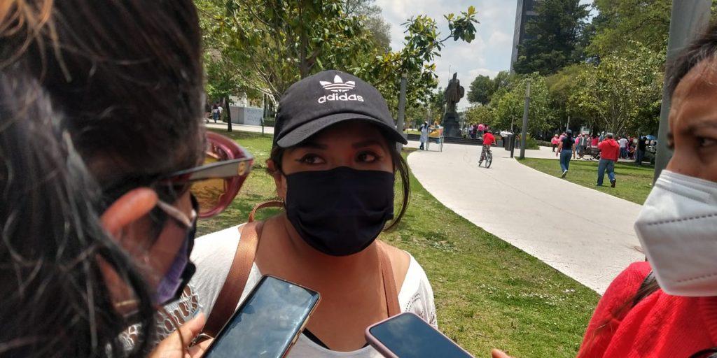 Marchan por Francisca Moreno, desaparecida desde 2017 - May 30, 2021