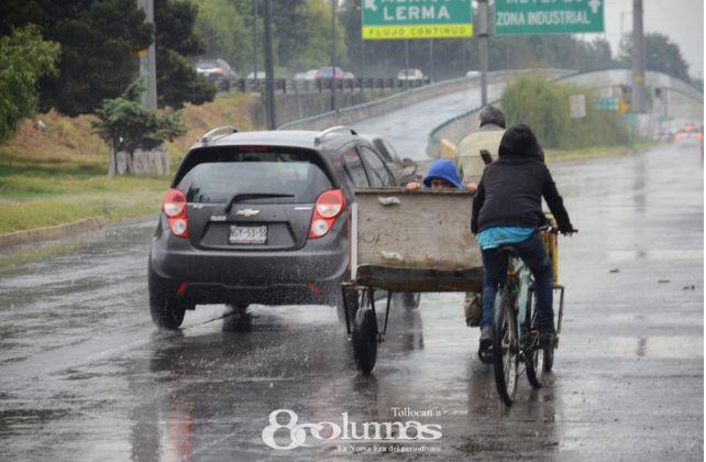 Granizada en el Valle de Toluca deja inundaciones en Metepec, Lerma y San Mateo Atenco - May 9, 2021